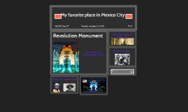 Copia de My favorite place in Mexico City