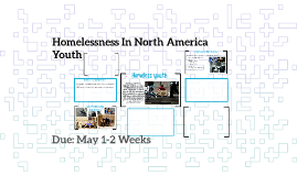Homelessness In North America