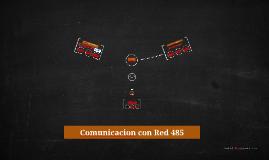 Comunicacion con Red 485