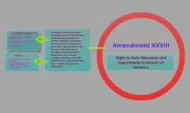ENGLISH AMENDMENT XVIII