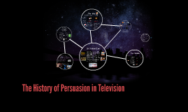 History of Persuasion in Television