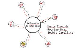 Revolta de Vila Rica - História