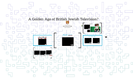 Hidden in Plain Sight: Jews in British Film and Television