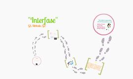 """""""Interfase"""""""