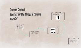 Comma Central