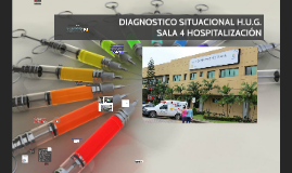Copy of DIAGNOSTICO SITUACIONAL- HOSPITALIZACION - SALA 4