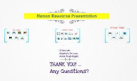 Human Resource Presentation