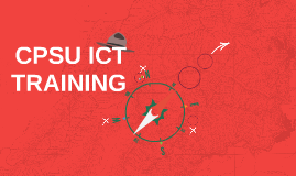 CPSU ICT TRAINING