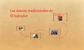 Las danzas tradicionales de El Salvador
