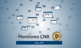 Monitoreo CNB