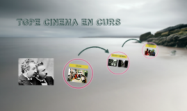 TGPE CINEMA EN CURS