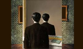 La Reproduction Interdite por Rene Magritte
