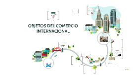OBJETOS DEL COMERCIO INTERNACIONAL
