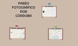 Paseo por Córdoba