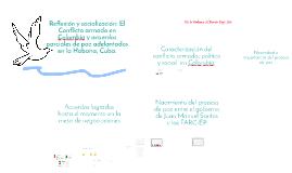 Conflicto armado en Colombia y Acuerdos parciales de paz, ad