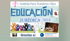 Copy of Educación Jurídica