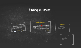 Linking Documents