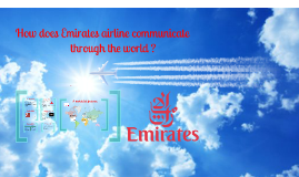 Emirates airline presentation