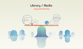 Library / Media Workshop Spring 2016