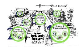 Prezi Example - Alameda Public Works Annual Report Prezi Presentation