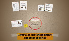 Effects of stretching before and after excerise