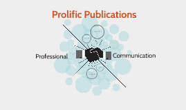 Prolific Publications