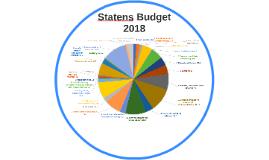 Statens Budget 2018