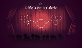 La nouvelle application de la Petite Galerie