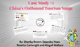 China's Outbound Tourism Surge