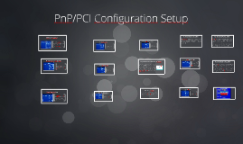 PnP/PCI Configuration Setup