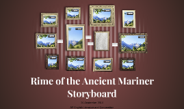 Rime of the Ancient Mariner Storyboard