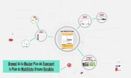 Drumul de la Masterplan la PMUD