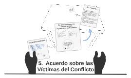 5.  Acuerdo sobre las Víctimas del Conflicto