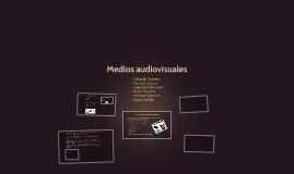 Medios audiovisuals