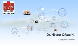 Dr. Héctor Oñate N.