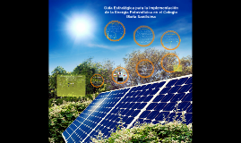 Guía Estratégica para la Implementación de la Energía Fotovo