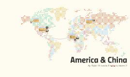 America & China