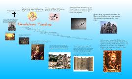 Feudalism Timeline