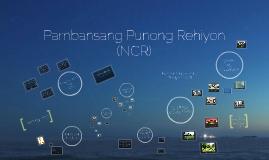 Copy of Pambansang Punong Rehiyon NCR