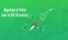 Mass migration of Jews from the Polish lands began in the ni