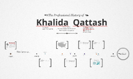 Timeline Prezumé by Khalida  Qattash