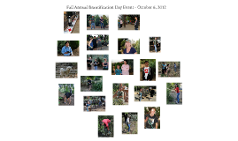 Fall Annual Beautification Day Event