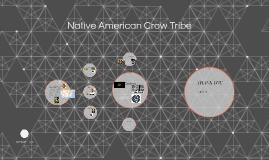 Native American Crow Tribe