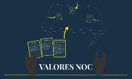 VALORES NOC