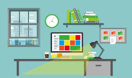 Workplace Prezi Template
