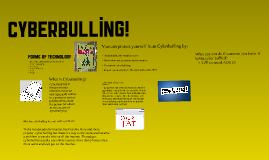 CYbERBUlLING(: