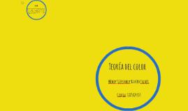 Copy of Teoria del color