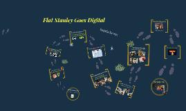 Flat Stanley Goes Digital