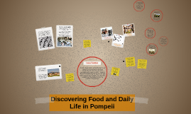 Copy of Discovering Status and Daily Life in Pompeii