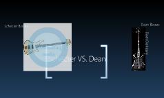 Schecter VS Dean
